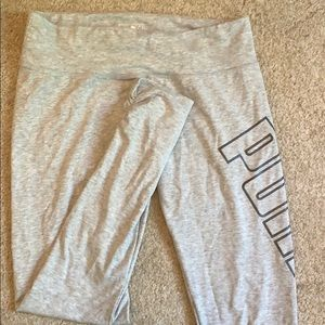 Puma leggings- worn once!